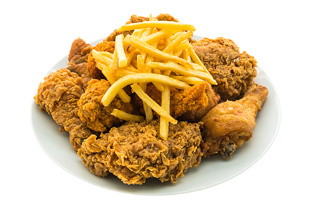 fried-chicken-french-fries