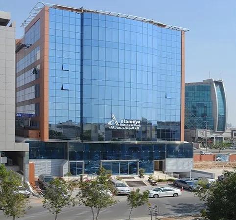 Alalameya Building Jeddah