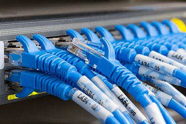 lan-cable-connected-switch